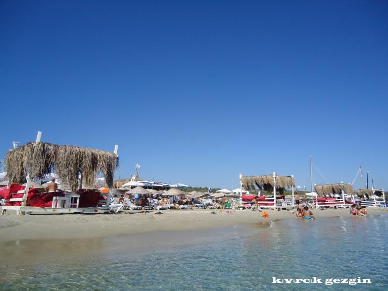 Fun beach, Altınkum, Çeşme